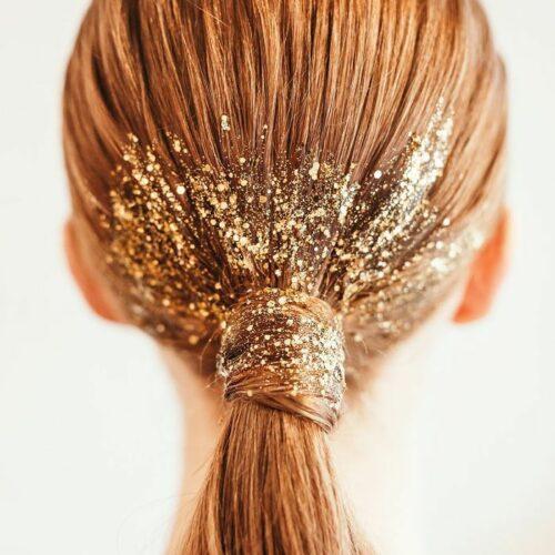 Gliters Μαλλιών